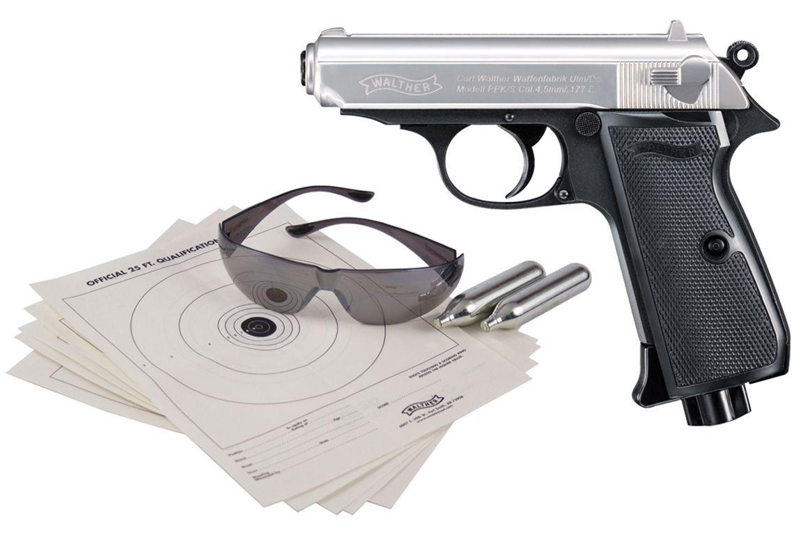 Walther PPK S  Bi Color Kit Air gun