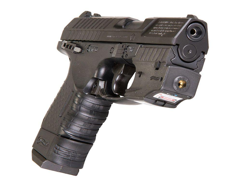Walther 2252216 cp99 compact with laser air pistol replicaairguns ca