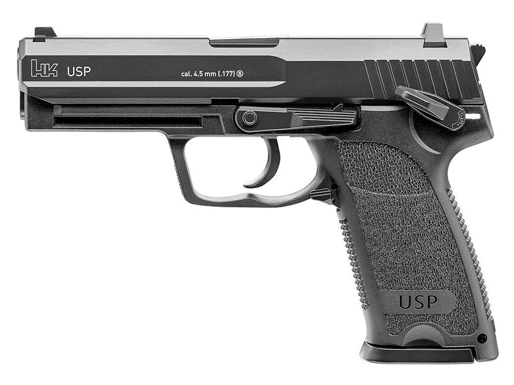 Umarex HK USP CO2 Blowback Steel BB Pistol