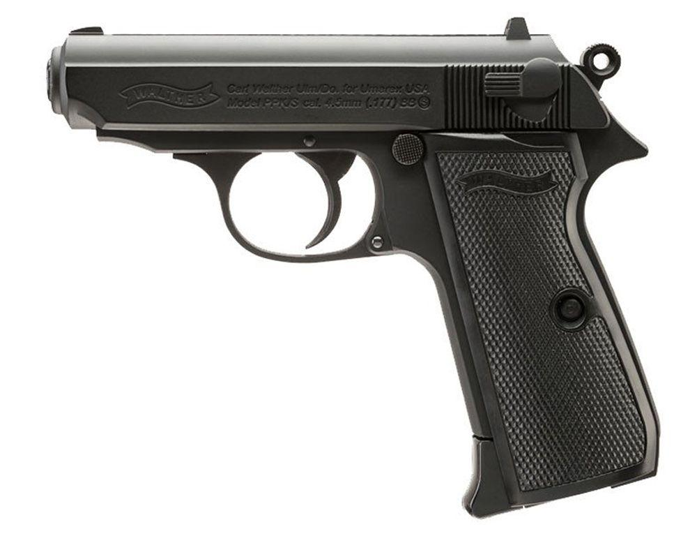 Umarex PPK/S Blowback Steel BB Gun