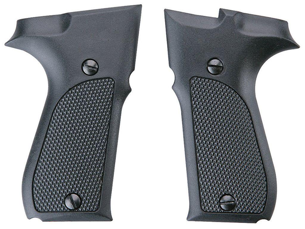Umarex Black Plastic Grips For CP88 Pistol