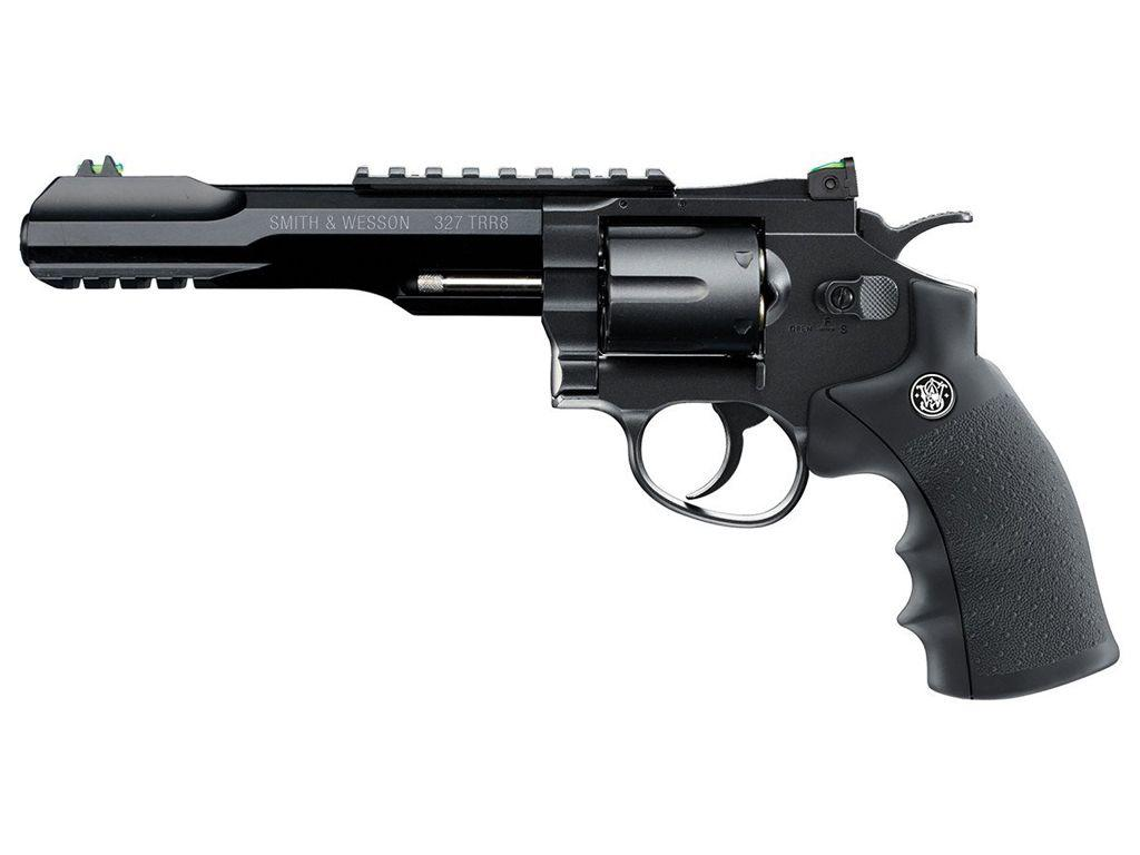 Smith & Wesson Black 327 TRR8