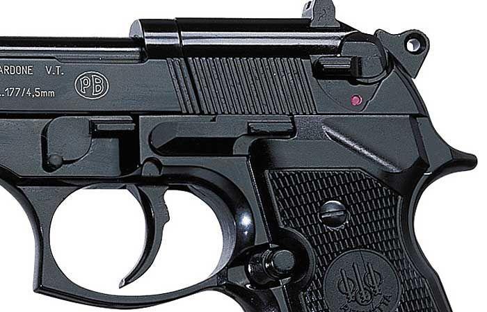 Buy Cheap Beretta 2253000 M92fs Pellet Black Airgun