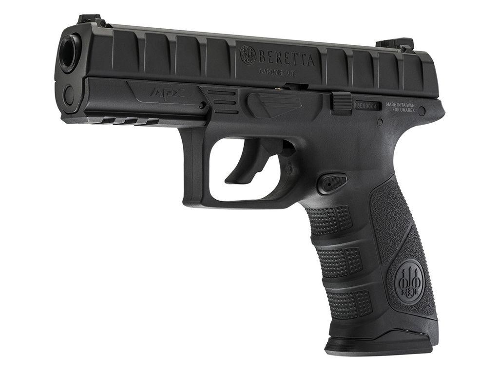 Umarex Beretta APX CO2 Blowback Steel BB Pistol