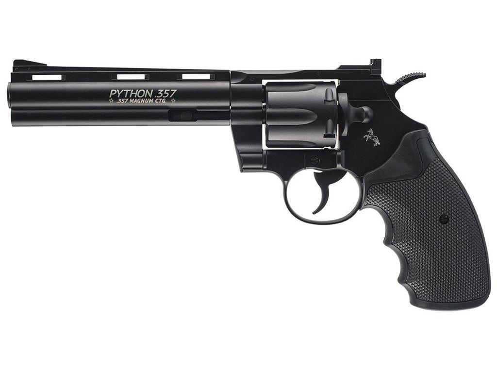 Umarex Colt Python 6-Inch CO2 Steel BB Revolver