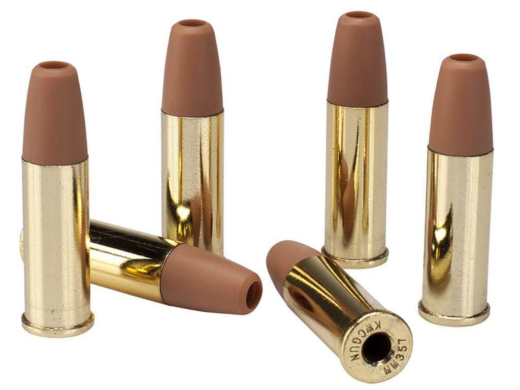 Gletcher 6pc Steel BB Cartridges