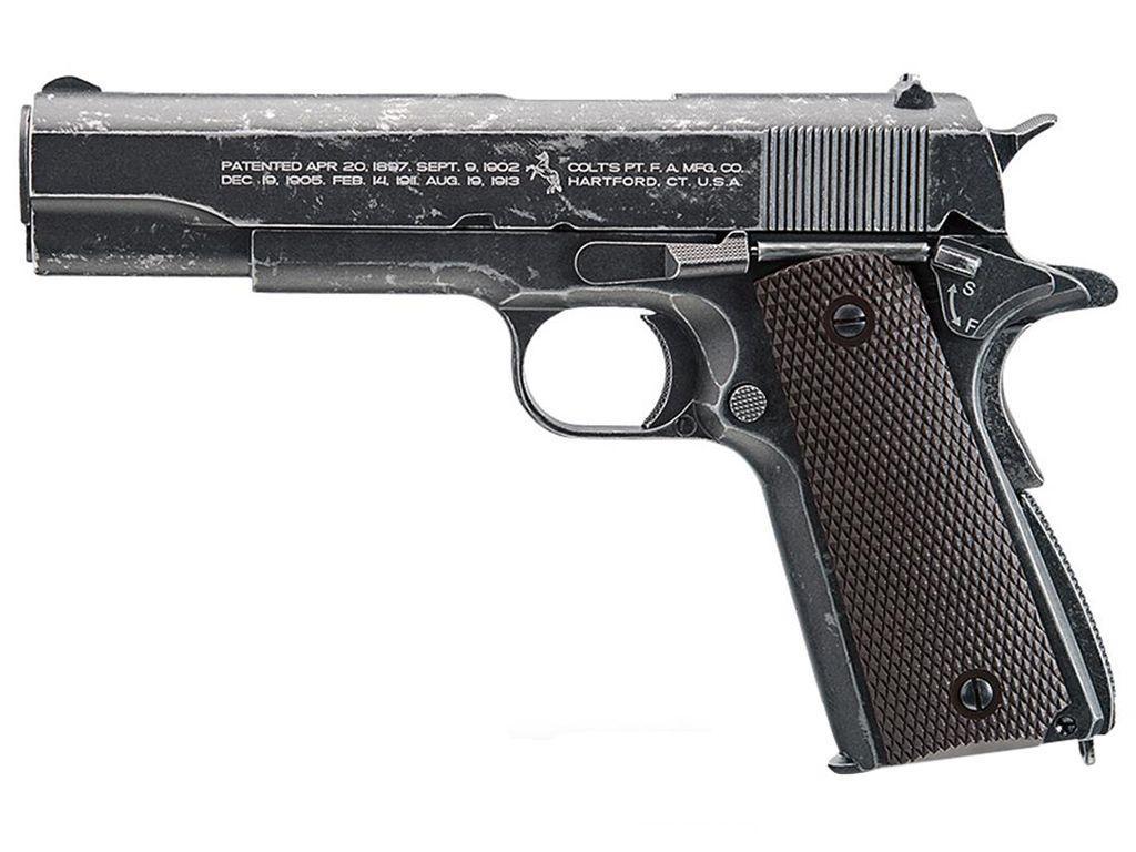 Umarex Colt Combat Vet 1911 .177 Air Pistol