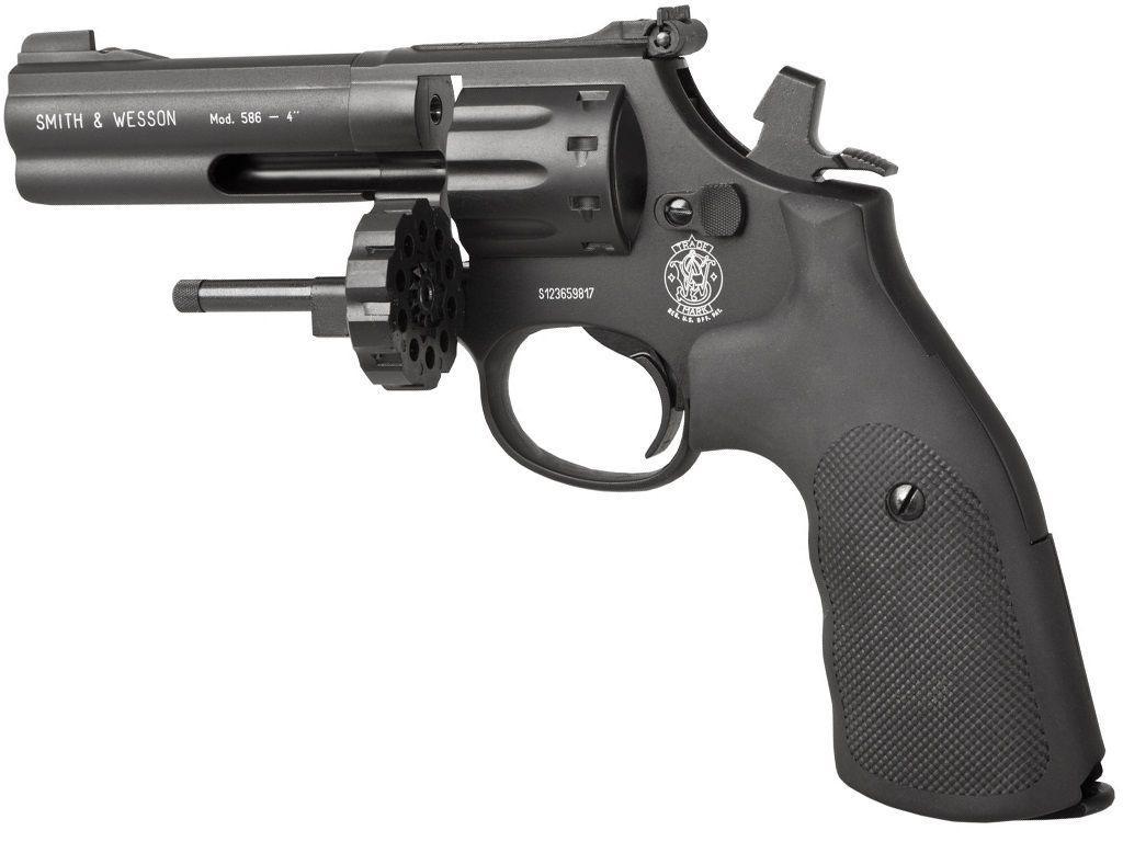 Smith & Wesson 586 CO2 Pellet Revolver