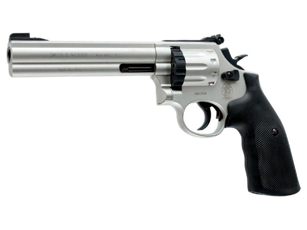 Smith & Wesson 357 686 Pellet Revolver CO2