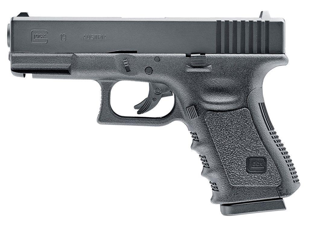 Umarex Glock 19 Gen 3 CO2 NBB Steel BB Pistol
