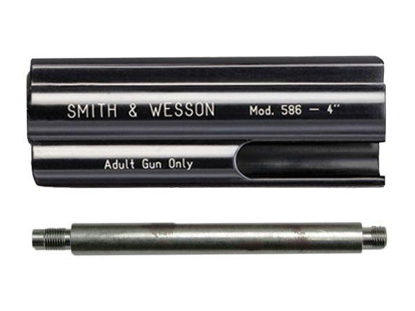Smith & Wesson Matte Black Barrel System - 4 Inch