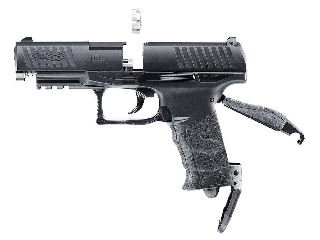 Umarex Walther PPQ CO2 Pellet/BB Pistol