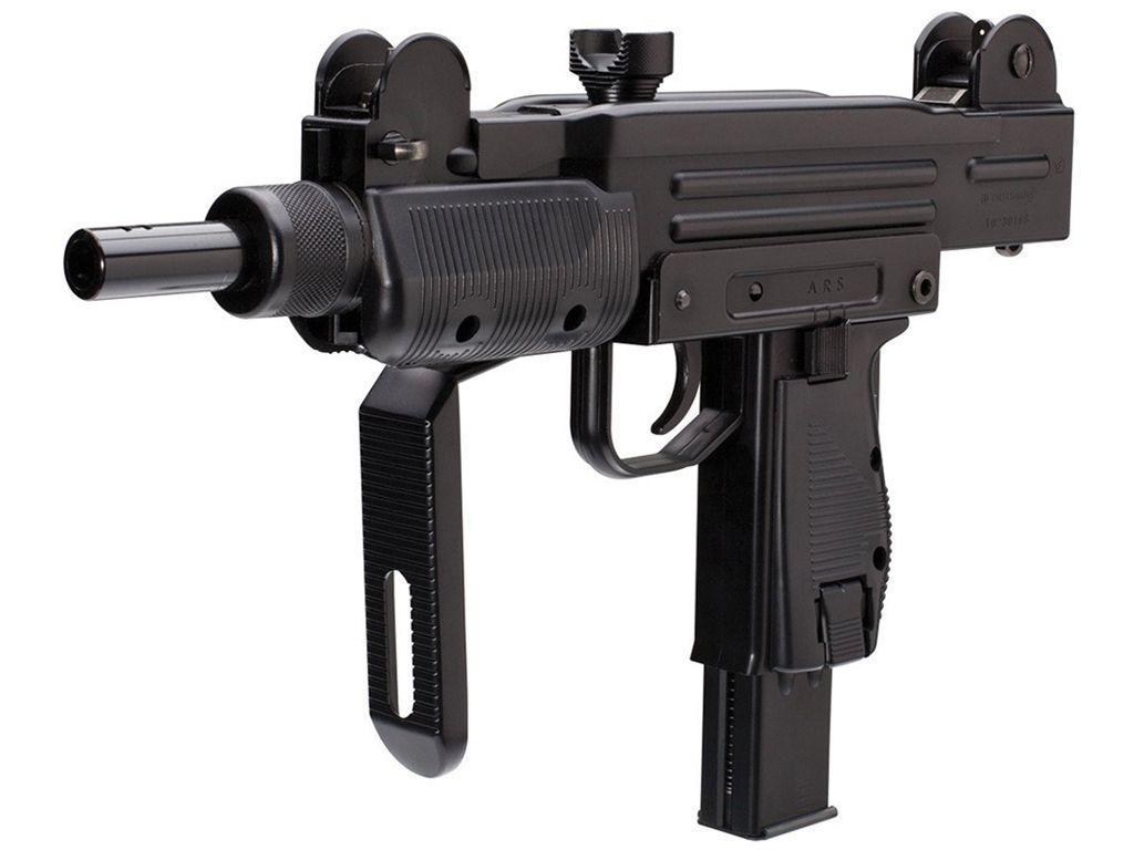 Umarex UZI Carbine CO2 Blowback Steel BB Machine Gun