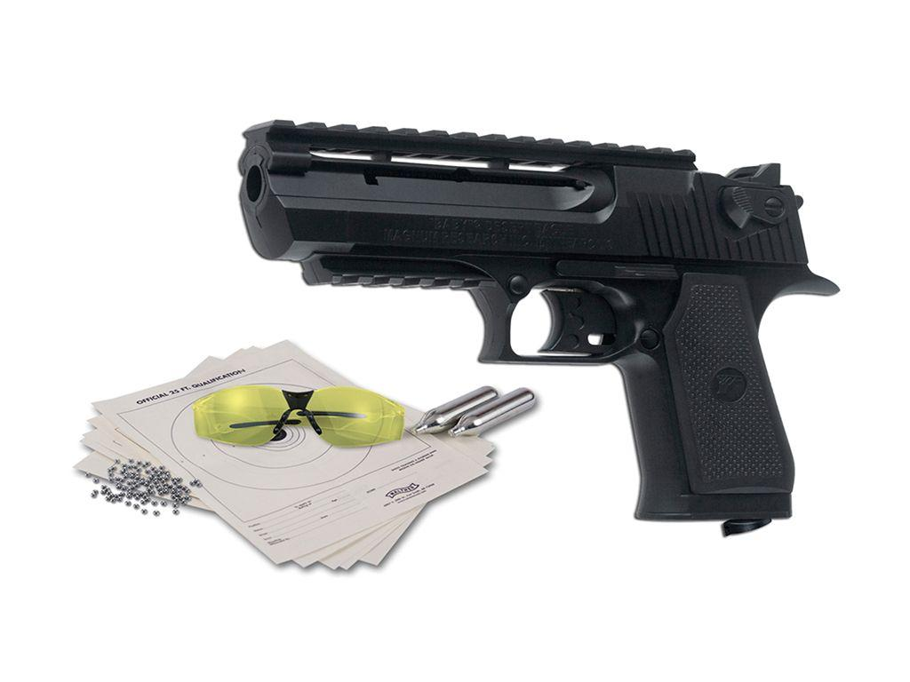 Desert Eagle Black Kit Magnum Research Baby CO2 Airguns