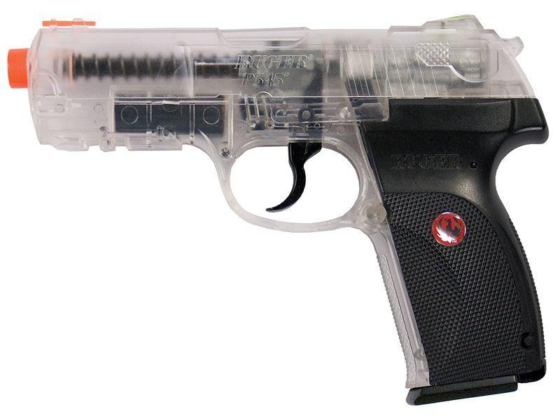 Ruger P345PR Clear CO2 Airsoft Gun
