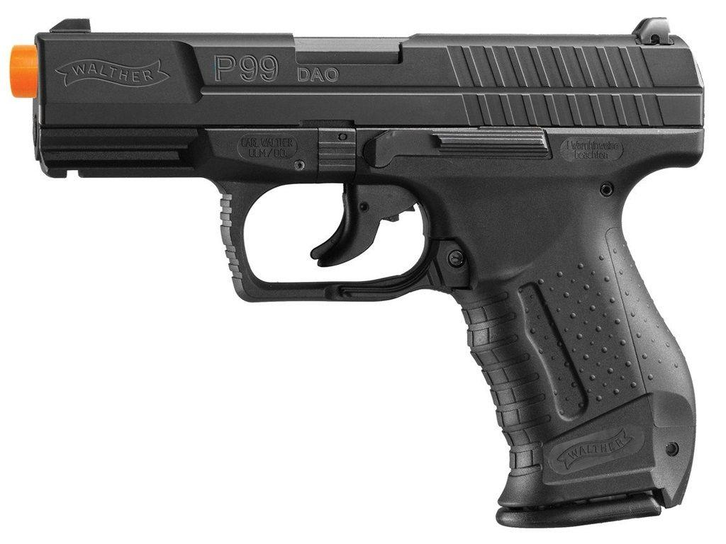 Umarex Walther P99 CO2 Blowback Airsoft Pistol