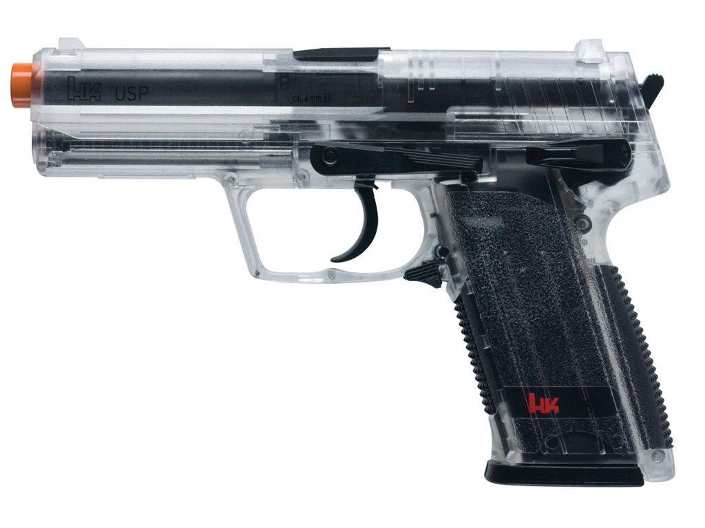 Heckler and Koch Clear CO2 Airsoft Pistol