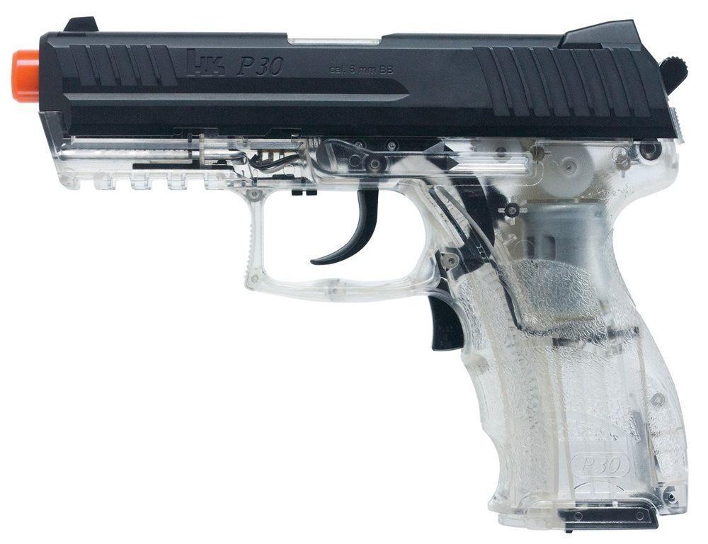 Umarex H&K P30 AEG Blowback Airsoft Gun
