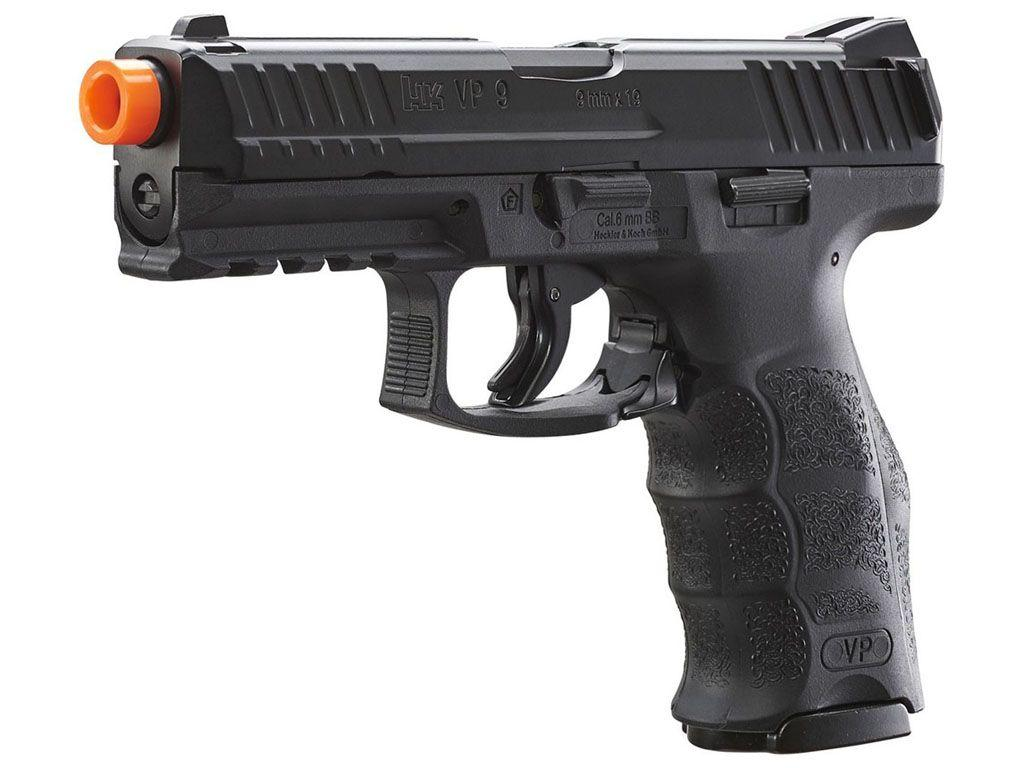 Umarex H&K VP9 CO2 Blowback Airsoft Pistol