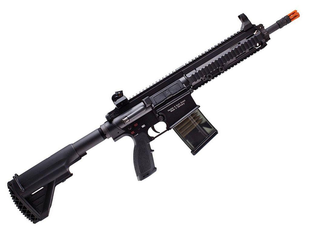 Umarex HK 417 AEG Elite Airsoft Rifle