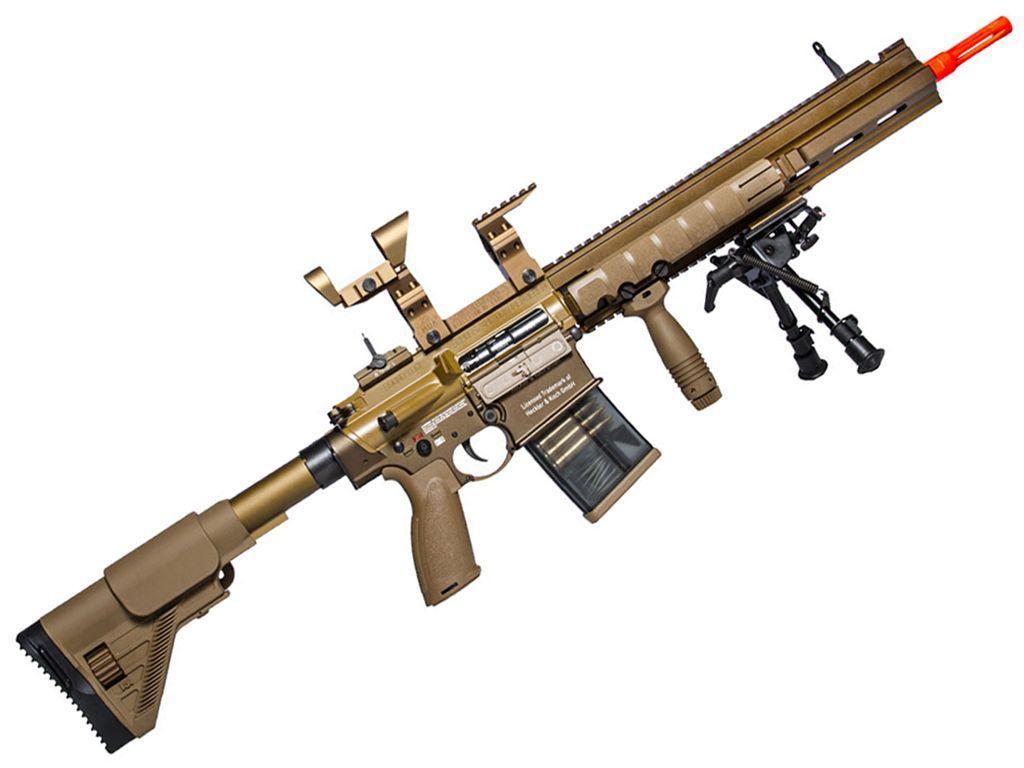 Elite Force HK G28 AEG Rifle Kit VFC Limited Edition