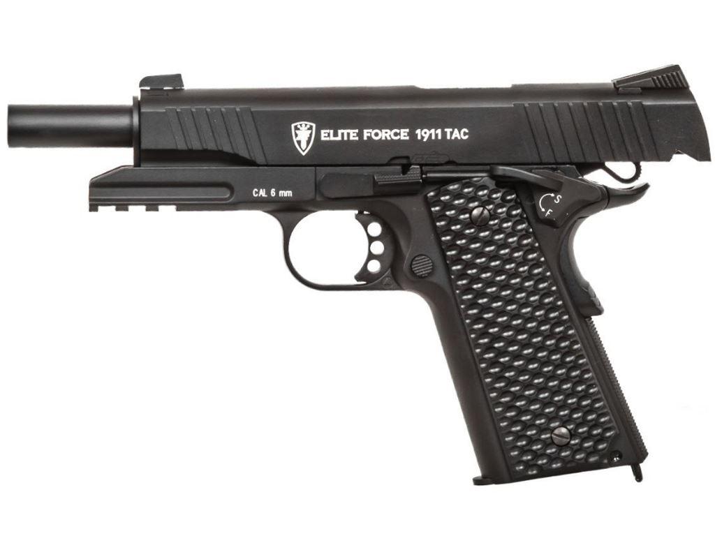 Elite Force 1911 Tac Airsoft Pistol