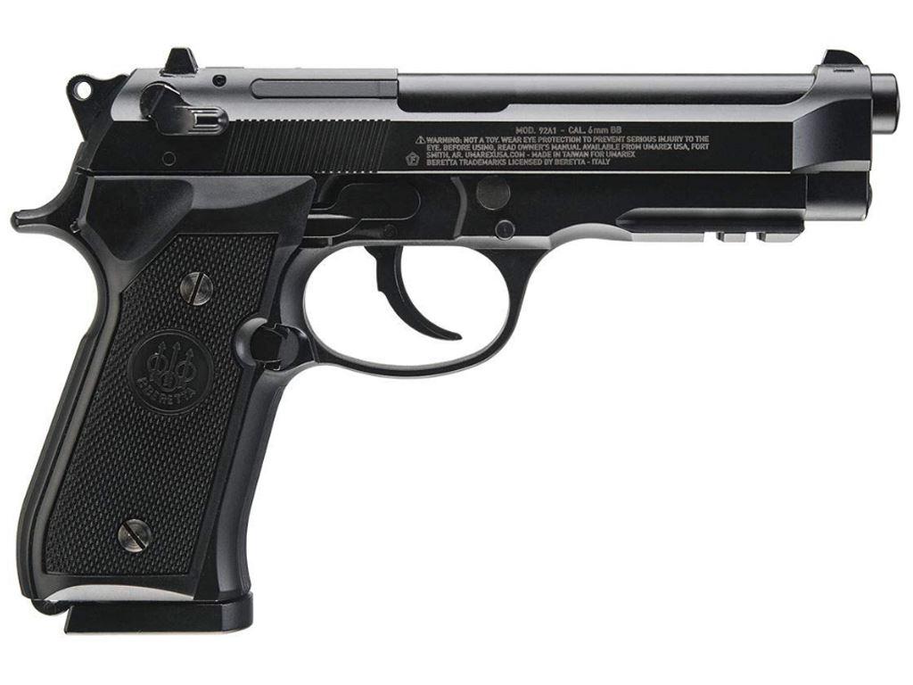 Beretta M92 Blowback Co2 Airsoft Pistol