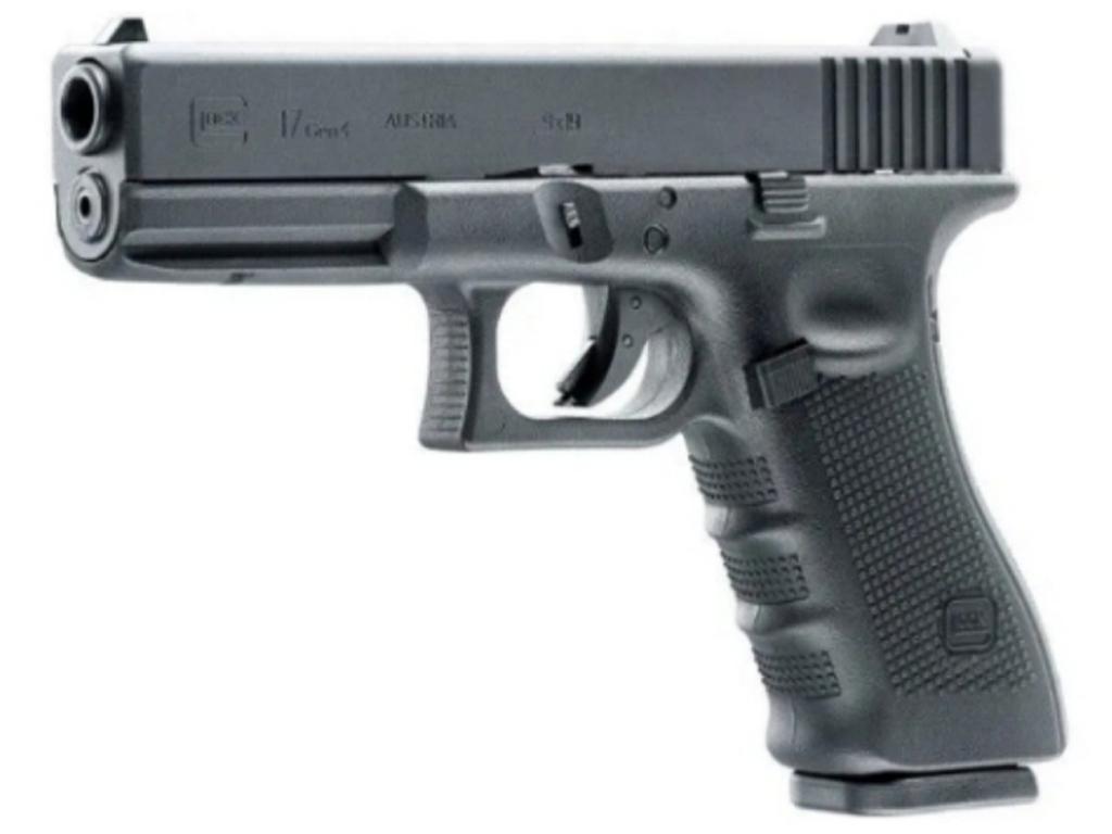 GLOCK 17 GEN4 Gas Blowback Airsoft Pistol Gun
