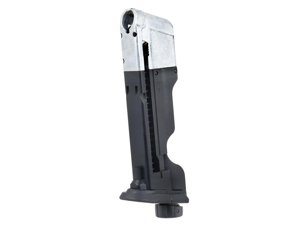 Umarex Walther PPQ M2 8rd .43 Cal Pistol Quick Piercing Magazine
