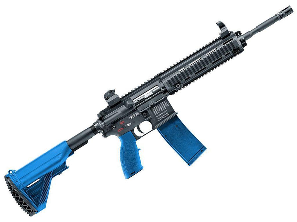 H&K T4E 416 Training Marker Paintball Rifle
