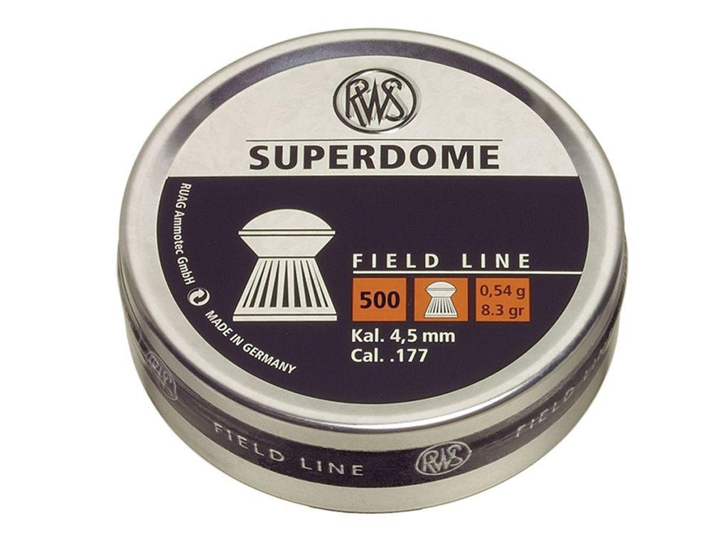 RWS Superdome 8.3 Grain 0.177 Caliber Pellets