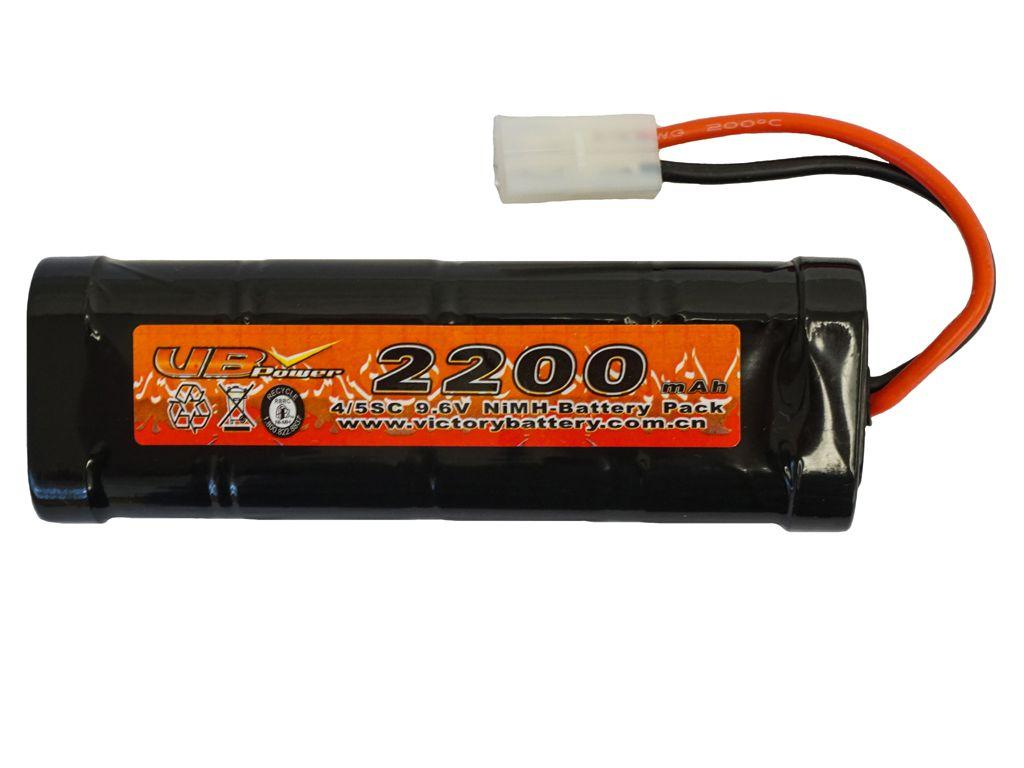 9.6V 2200mAh NiMH AEG Battery