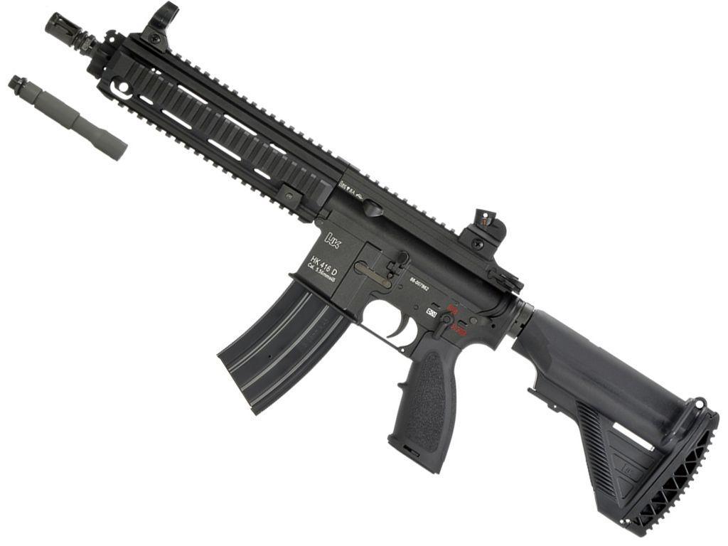 VFC Umarex H&K HK416 V2 AEG Rifle
