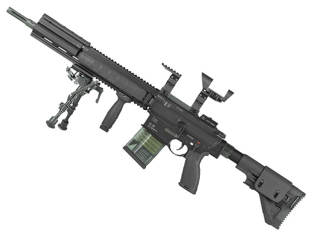 VFC H&K G28 DX Airsoft Rifle
