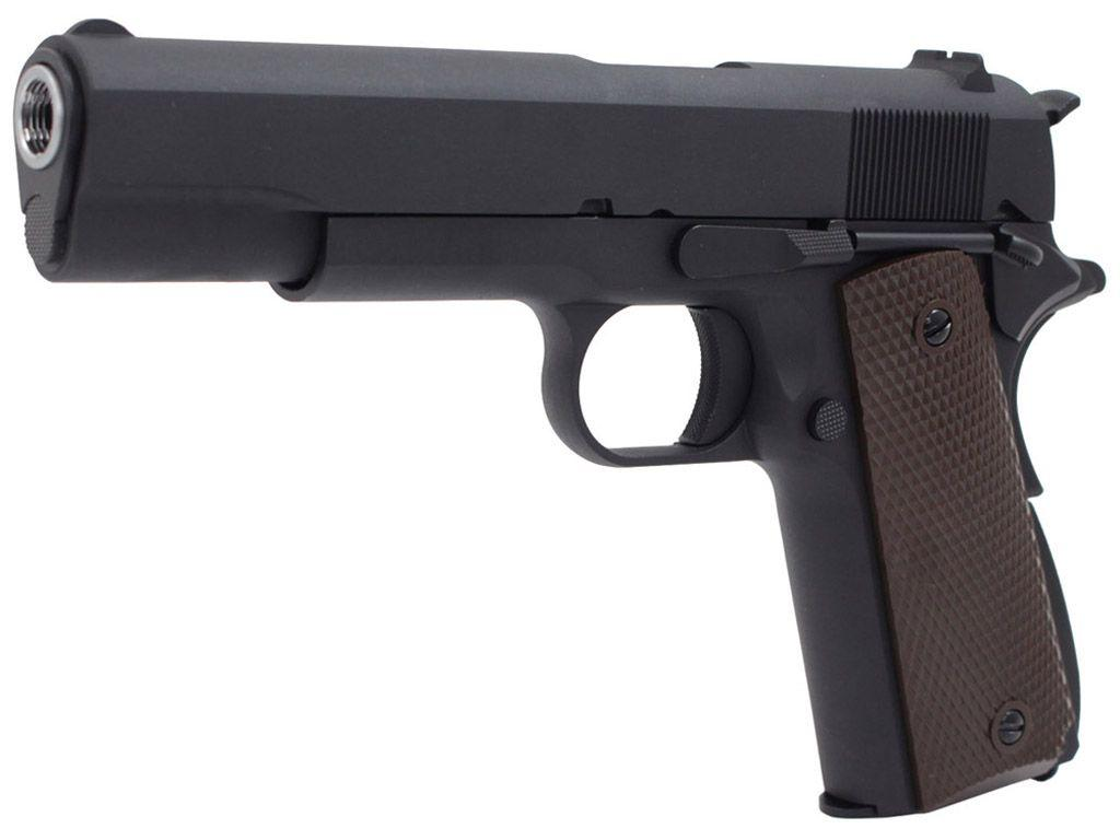 WE M1911 R Version GBB Airsoft Pistol