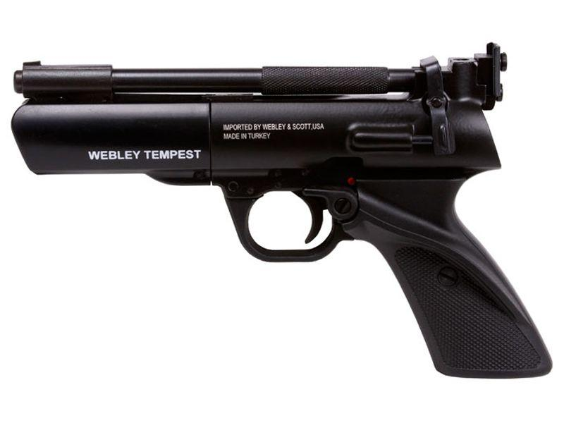 Webley And Scott .177 Tempest Air Gun Pistol