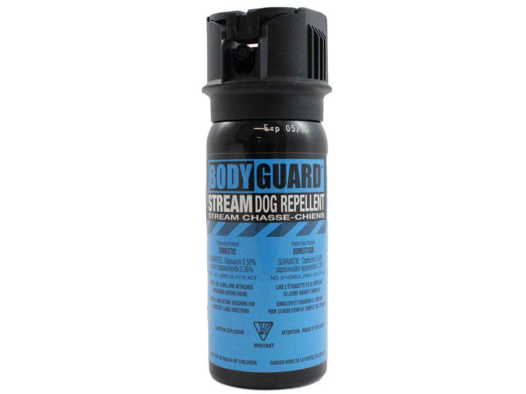 Bodyguard Pepper Spray with Flip Top 50g