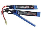 ASG 1000 MAH LI-FE 9.9V Sticks Airsoft Battery