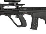 AEG PL Steyr AUG A3 MP Airsoft Rifle - 394 FPS