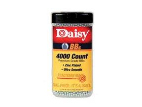 Daisy Premium Steel BBs 4000-Pack