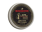 Daisy Winchester Pointed 4.5Mm Pellets 500-Pack