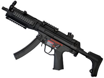 G&G Top Tech TGM A5 Retractable Airsoft Rifle