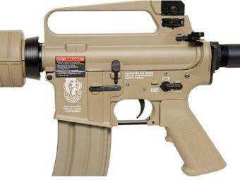G&G TR16 A2 Carbine AEG Airsoft Rifle