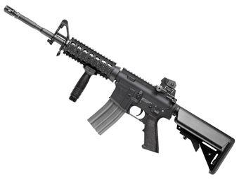 G&G Top Tech TR16 R4 Commando AEG Airsoft Rifle