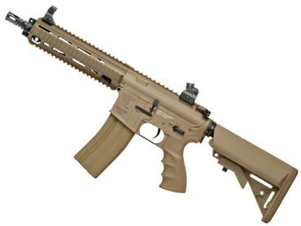 G&G Top Tech T418 LGT Desert Tan Airsoft Electric Rifle