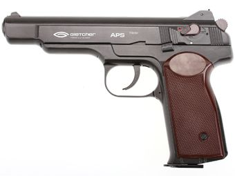 Gletcher APS-NBB Steel CO2 Powered 4.5 Mm BB Gun