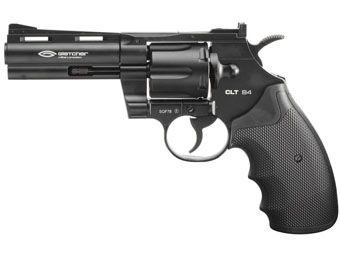 Gletcher .177 Caliber Steel BB 4 Inch Full Metal Revolver