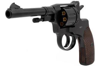 Gletcher NGT F Nagant BB Revolver Full Metal