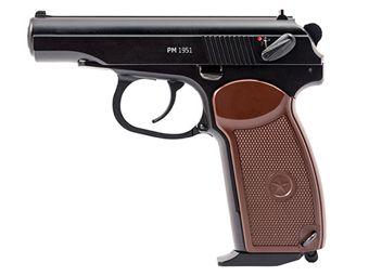 Gletcher PM 1951 CO2 BB Pistol