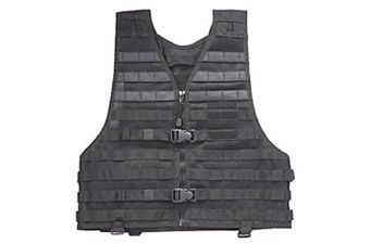 Tactical LBE Black Vest